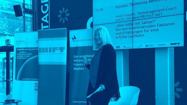 Prof. Heidi Stopper Keynotespeakerin